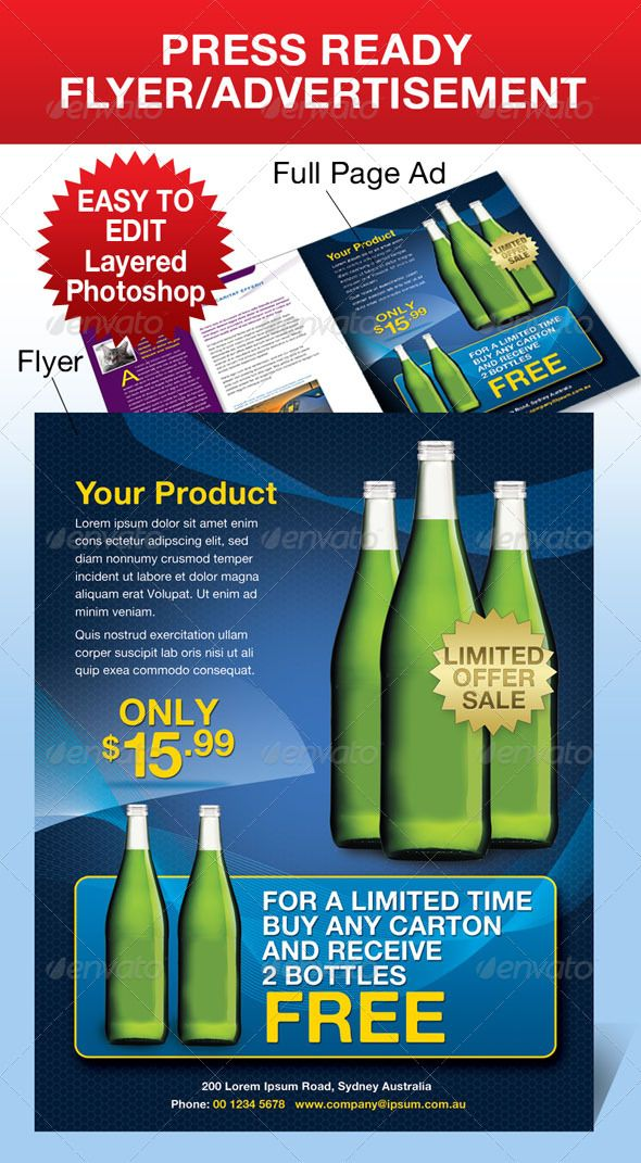 86 best Print Templates images on Pinterest Print templates - advertisement flyer maker