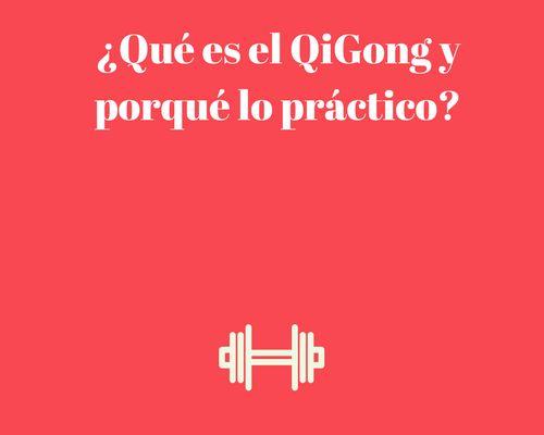 Nuevo Post! ¿Qué es el #QiGong y porqué lo práctico? http://blgs.co/70kwhy
