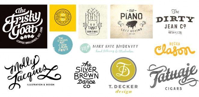 handlettering lettering logo håndtegnet typografi