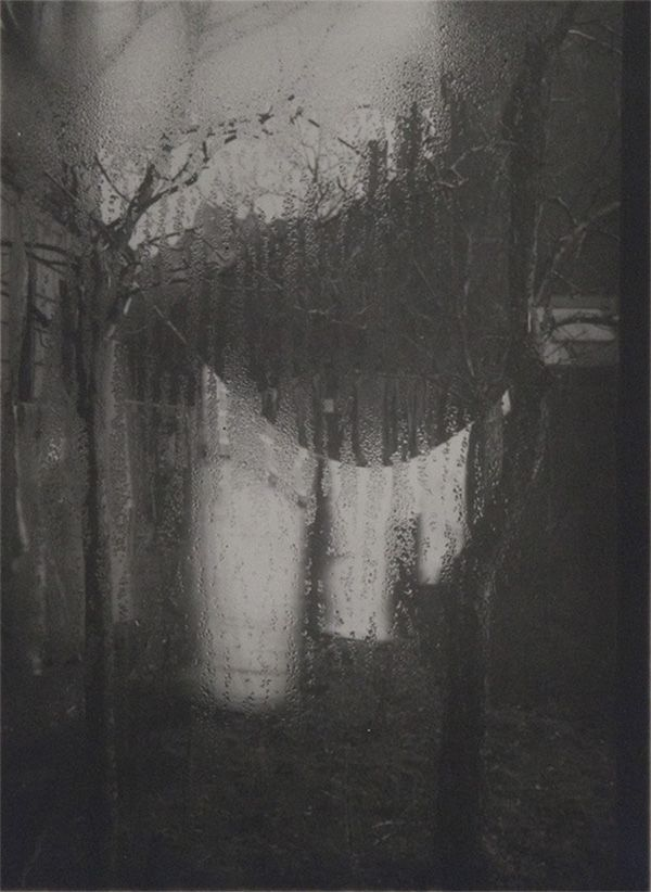 Josef Sudek. Untitled, c. 1940-1954; gelatin silver print. Courtesy Jerry D. and Mary K. Gardner.
