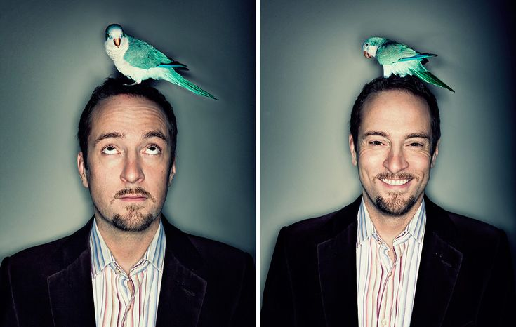 Derren Brown by Jon Enoch