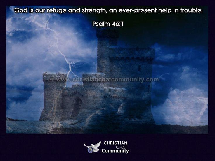 Psalm 46:1 - Christian Chat Community