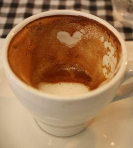 Innestående kaffe | Suspended Coffee