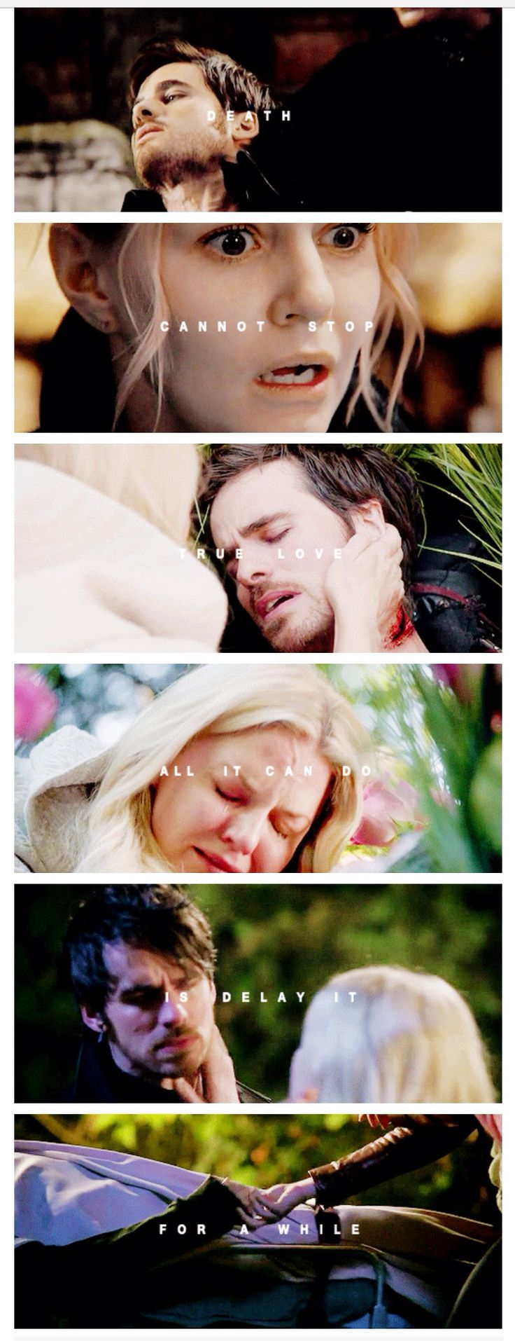 The Princess Bride. Captain Swan. Once Upon A Time.
