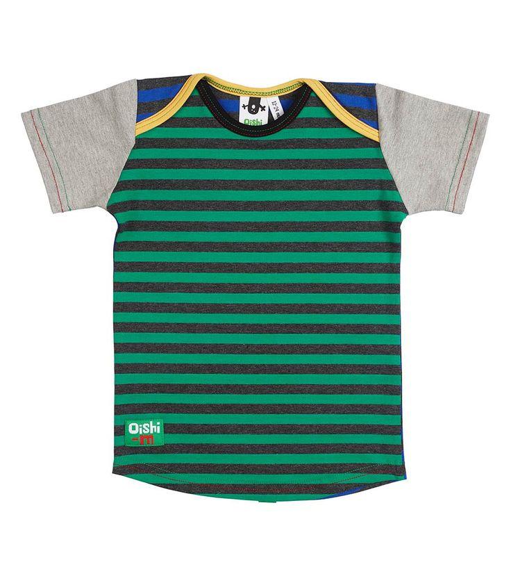 Campground SS T Shirt, Oishi-m Clothing for Kids, Autumn 2018, www.oishi-m.com