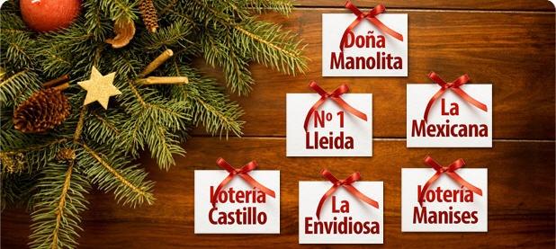 Menos de una semana!! 5 días para el Sorteo de Navidad!! No os olvidéis de comprar vuestros décimos de última hora en las en administraciones de toda España y las más afortunadas :-)    http://www.ventura24.es/loteria-de-navidad/loteria-de-navidad-decimo.do?idpartner=social_source