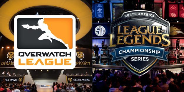 The Overwatch League Launch Beat the NA LCS Day One Viewership Figures #overwatch #overwatchboosting  For Overwatch Boosting please visit: http://ow24h.com/