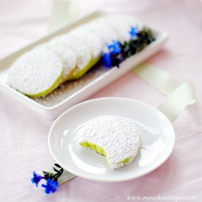 Lime Meltaways! | cookies & bars | Pinterest