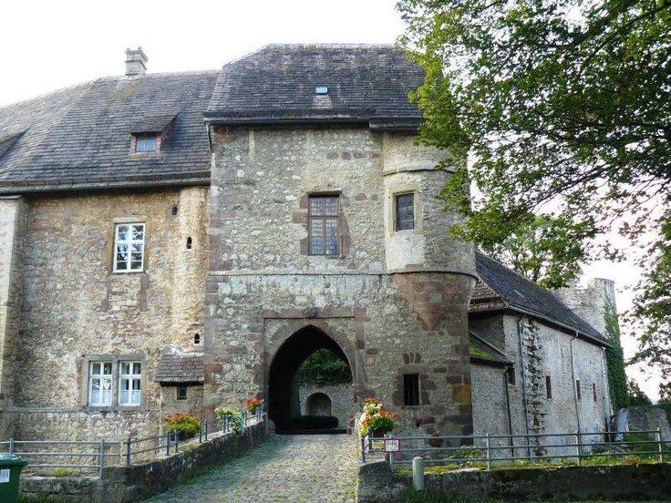 Burg Dringenberg in Bad Driburg
