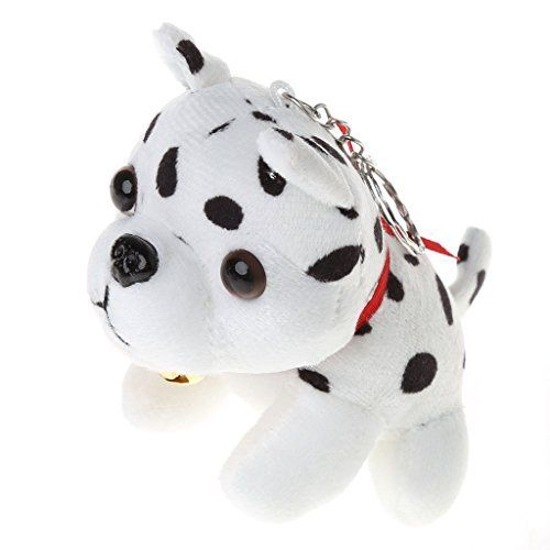 CHONE Husky Puppy Keychain Plush Toys Spotty Dog Stuffed Animal Toys (White). #CHONE #Husky #Puppy #Keychain #Plush #Toys #Spotty #Stuffed #Animal #(White)