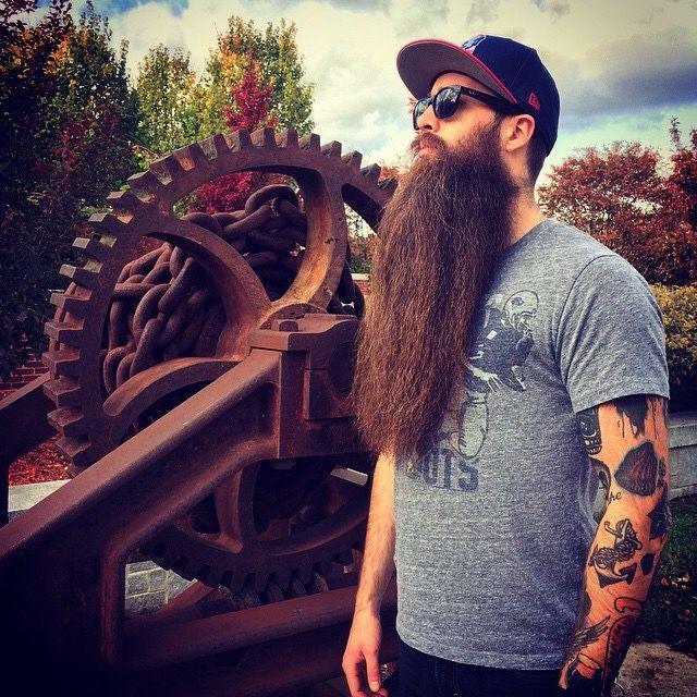 long beard