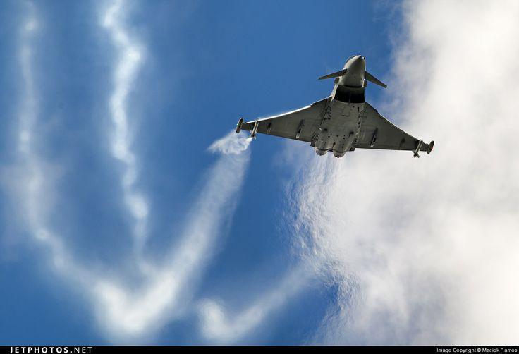 Eurofighter Typhoon EF2000 MM7288 IS020 Radom Sadkow - EPRA