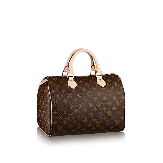 Speedy 30 - Canvas Monogram - Bolsas | LOUIS VUITTON