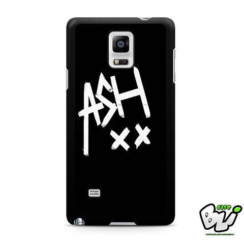 Ash Ashton Irwin 5sos Samsung Galaxy Note 4 Case