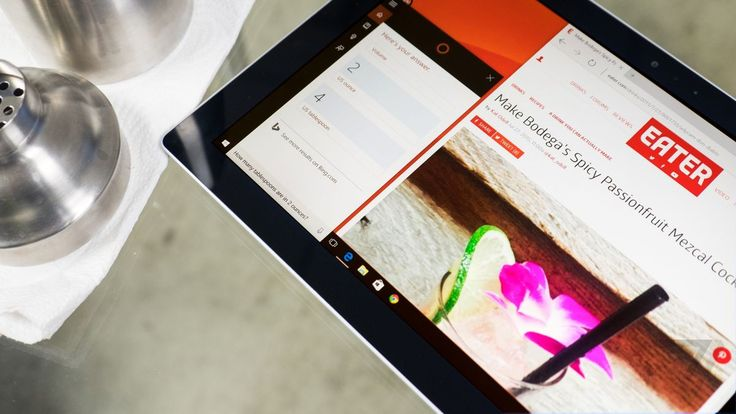 Windows 10's next major update will let Cortana float around your PC. #windows10 #cortana