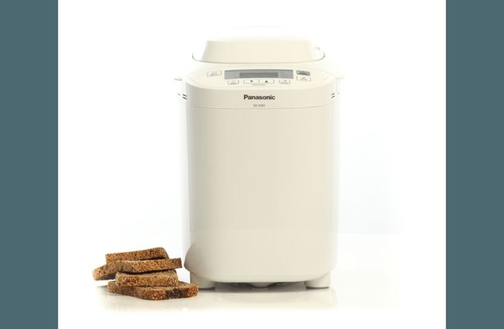 Panasonic SD-2501 Bread Maker at The Good Guys