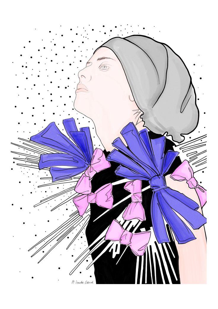 Małgorzata Iracka Fashion Illustration