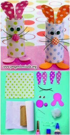Πασχαλινές κατασκευές για παιδια - Daddy-Cool.gr