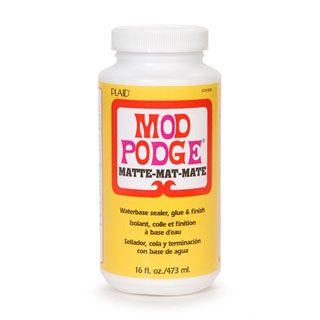 Mod+Podge®+Matte:+16+ounces