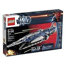 General Grievous rocks my socks!!  LEGO Star Wars - The Malevolence (9515)