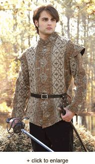 Edouard clothes - Royal Court Doublet Renaissance Costumes Medieval Clothing Madrigal Costume The Tudor Shoppe  sc 1 th 294 & 632 best Medieval images on Pinterest | Middle ages Armors and ...