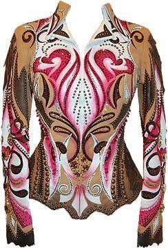 Beautiful Showmanship Jacket!