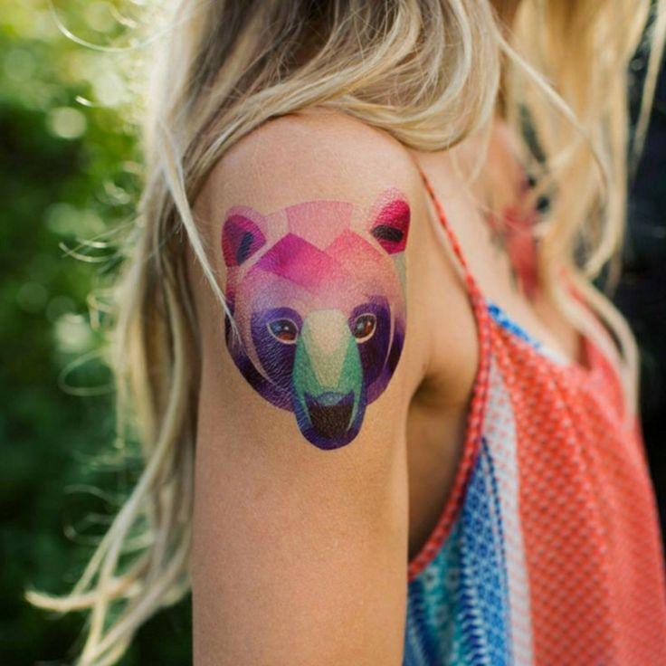 oso geométrico