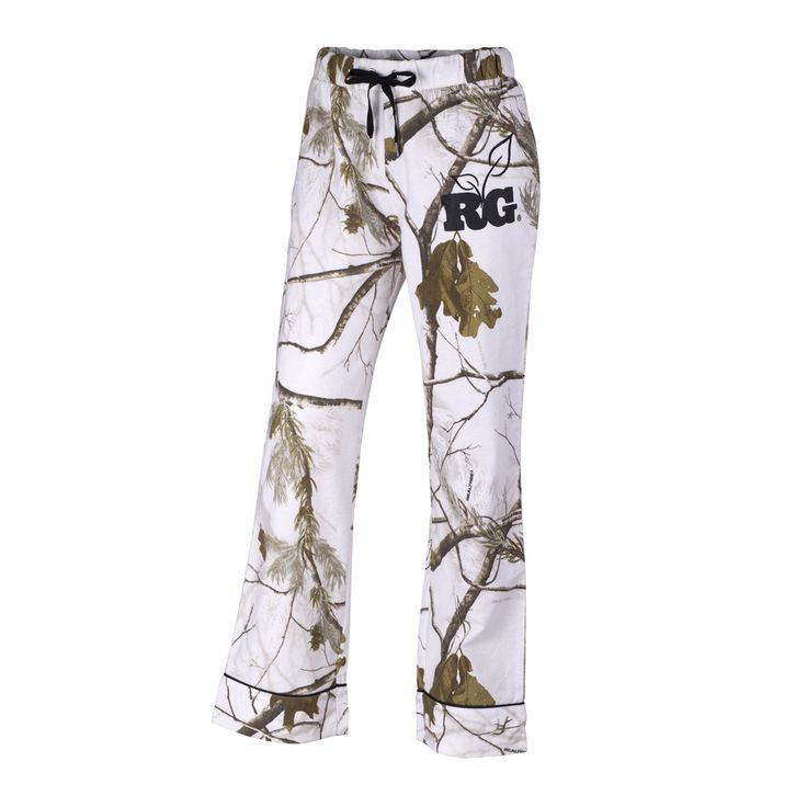 Awesome Realtree Girl Women39s Camo Lounge Pants  Polyvore