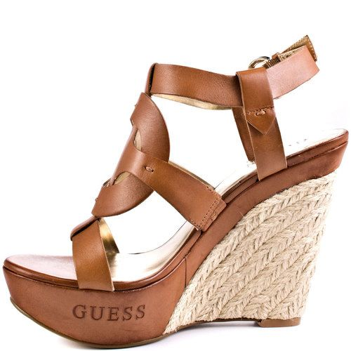 Guess's Brown Dailona - Med Brown Leather ♡