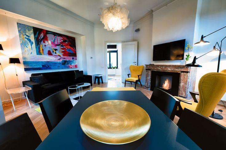 Avec Charles'Home, l'appartement-hôtel dévoile un nouveau visage. #CHarleshome #logement #Bruxelles