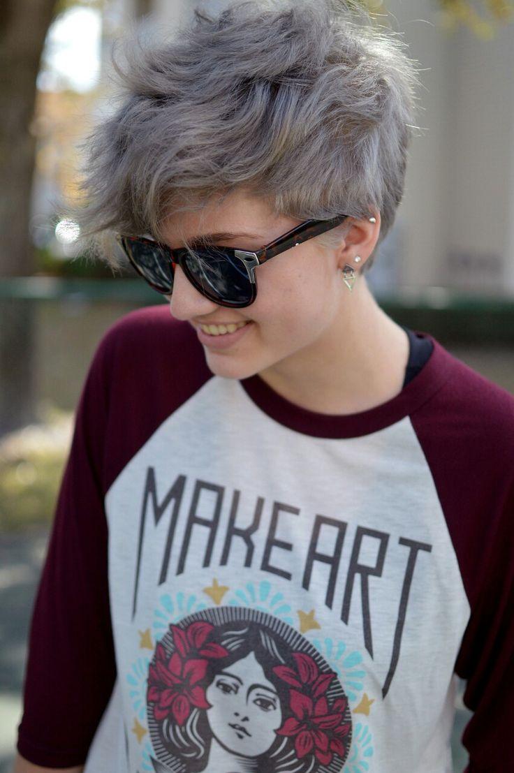Grey pixie