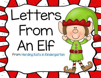Do you have an Elf in your classroom? In my classroom, our Elf becomes part of our curriculum - encouraging my students to read and write as well as do basic math and science. This pack has 24 notes from our Elf, along with writing paper with lines and space to draw, 2 math sheets covering counting and patterning, and 4 science notes to go along with science observations you can purchase at Dollar Tree.