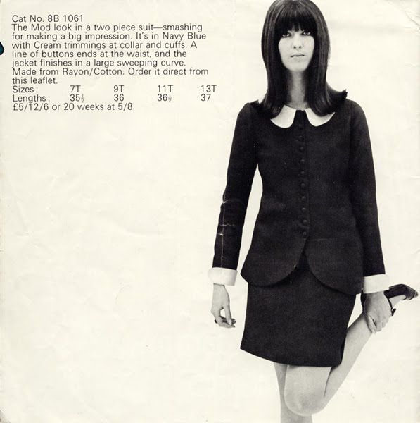 Cathy McGowan's Boutique « Get Some Vintage-a-Peel