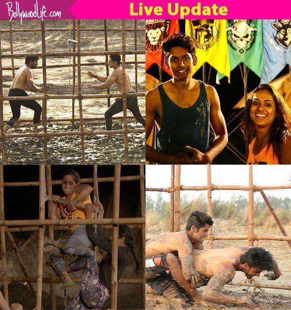 MTV Roadies Rising LIVE blog: It's Baseer Vs Shweta in the grand finale task #FansnStars