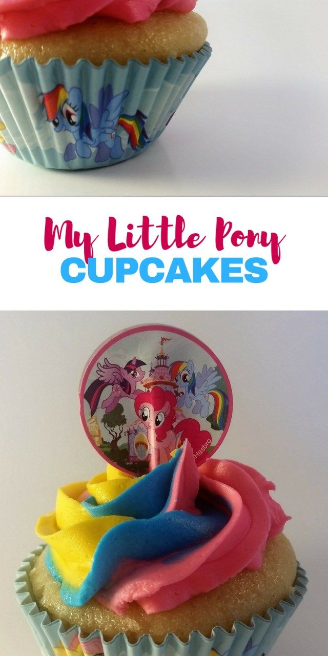 How to Make Multicolored Cupcake Frosting - Canadian Mom Blog