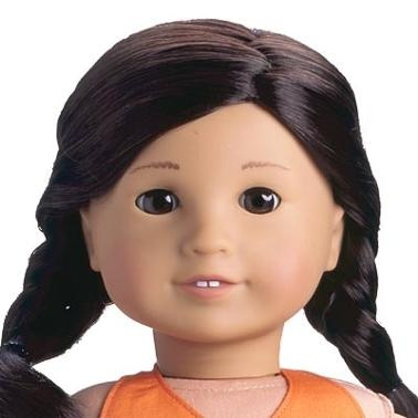 Jess Face Mold was the sixth face mold created for the American Girl Doll line. It was first used on Jess McConnell in 2006.Jess Face Mold was the sixth face mold created for the American Girl Doll line. It was first used on Jess McConnell in 2006.