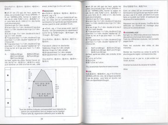 Catalogue Phildar N°553 Tendances Maille Automne-Hiver 2008-2009 - 譕淚らづ寳唄-07 - Picasa Albums Web
