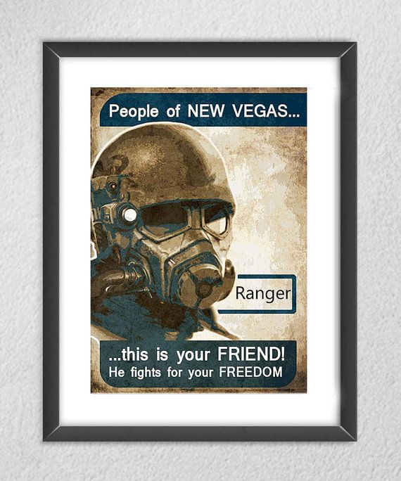 Fallout New Vegas Mile In Their Shoes
