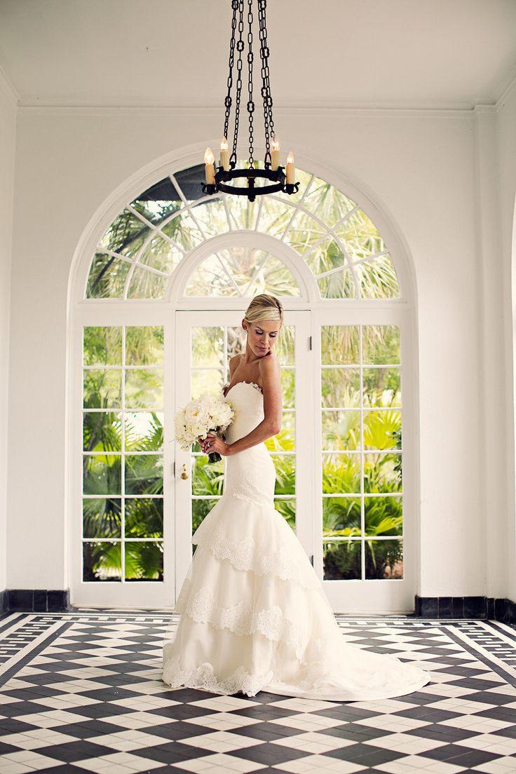 Wedding Dress: Tara Keely