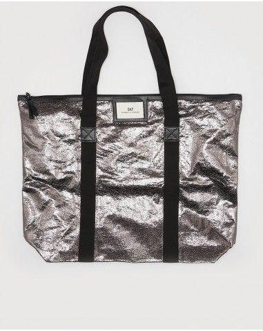Night Gweneth Metallic Bag