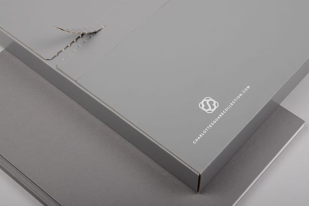 Packaging projects. Charlotte Square - dn&co.