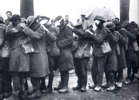 History Learning Site: Soldiers food in the trenches, theoretical daily rations for British and German soldiers