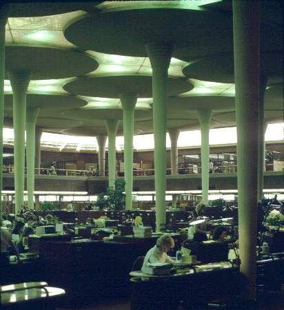 Frank Lloyd Wright 1936 Johnson Wax Building