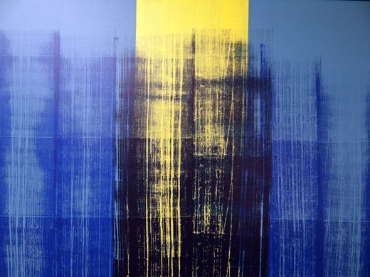 Hans Hartung Musée Picasso Antibes