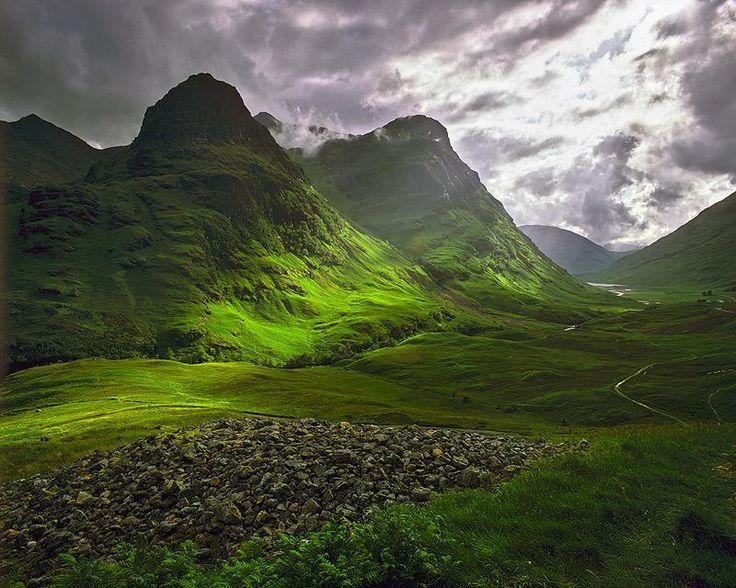 Glencoe, Écosse