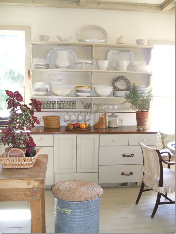 47 Best Open Shelving In Kitchens Images On Pinterest: 81 Best Images About Kitchen Shelf Ideas On Pinterest