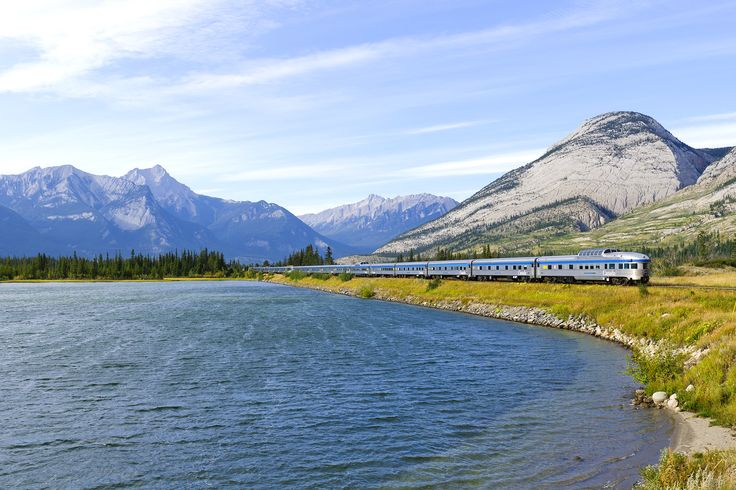 Riding the rails from Toronto to Vancouver is a once-in-a-lifetime smorgasbord of scenery.