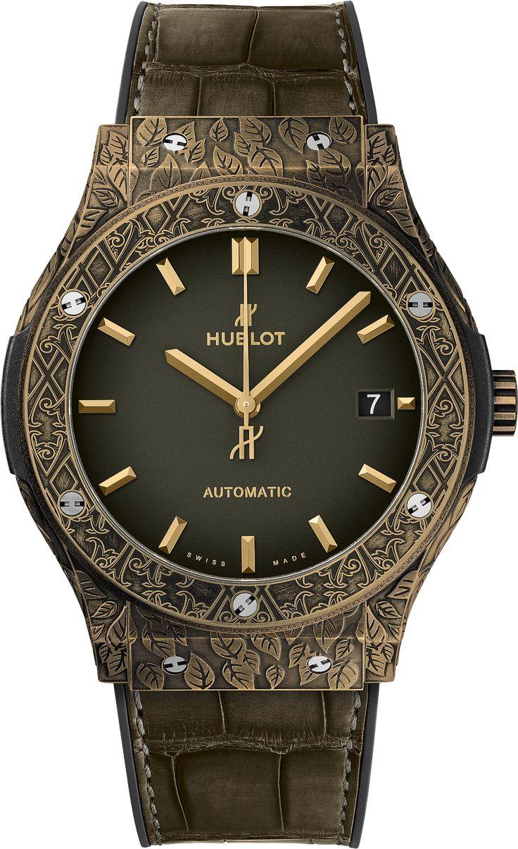 La Cote des Montres : La montre Hublot Classic Fusion Fuente Limited Edition - Un hommage à l'inégalable travail artisanal de la manufacture de cigares Arturo Fuente