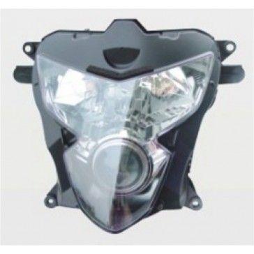 http://www.motoaccessorihazard.it/faro-anteriore-suzuki-gsx-r-600-750-2004-2005-plastica-vetro-lente-chiara.html FARO ANTERIORE - SUZUKI GSX-R 600 / 750, 2004-2005, plastica / vetro, lente chiara