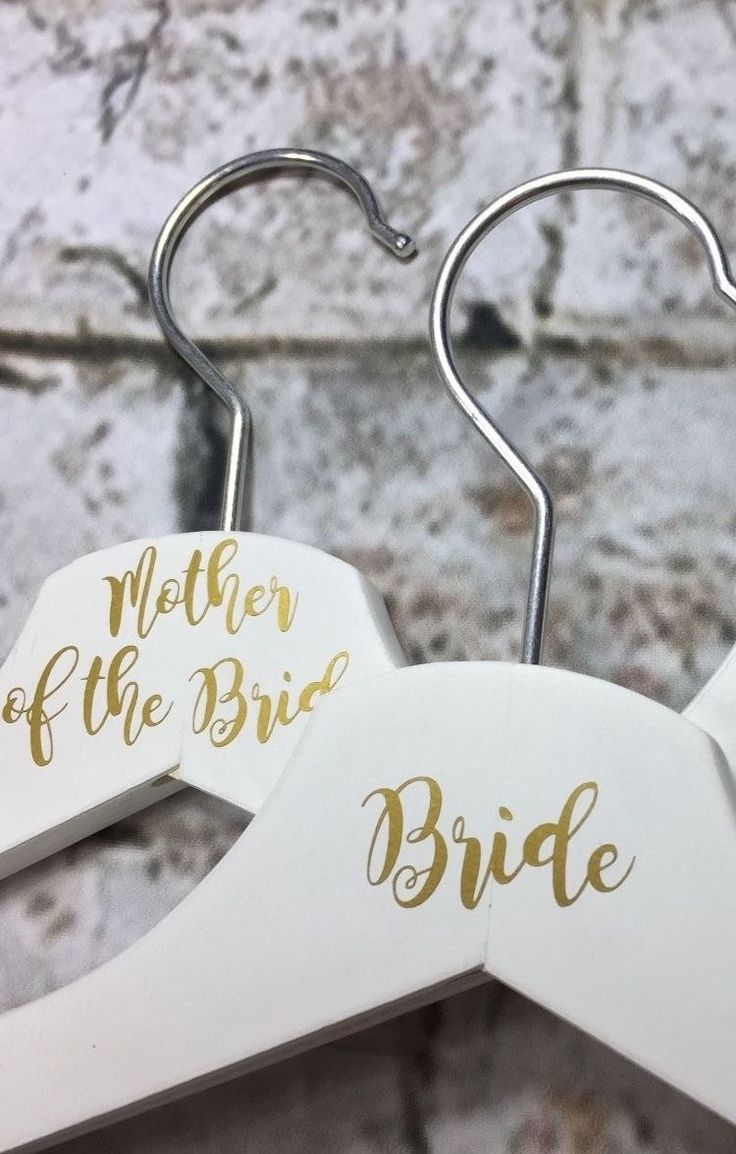 Personalised Bridal Party Decals £1.29p and free postage! Gold Modern Font Names Vinyl coat hanger decal sticker. You supply the names or role. HANGER NOT INCLUDED, you can pick those up in the local pound shop then apply these decals. Bridal Wedding Day inspiration. #weddings #bridal #bride #bestman #bridalparty #bridalinspo #affiliatelink #bridalwear #springwedding #winterwedding #fashion #fashionista